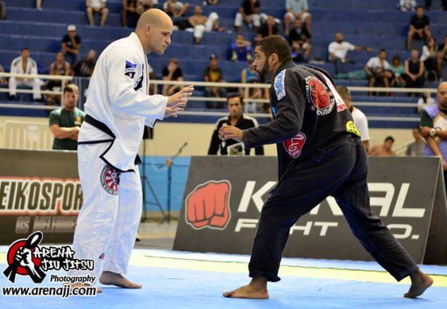 O Jiu-Jitsu clássico de Xande Ribeiro no Campeonato Brasileiro de 2014