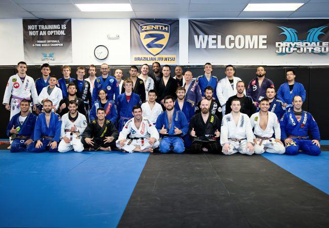 Rodrigo Cavaca e Drysdale comentam treinos para o Mundial de Jiu-Jitsu