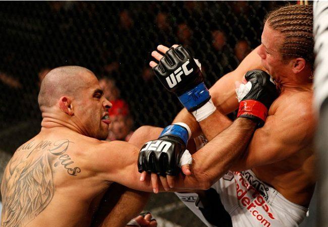 Vídeo: Os treinos e a motivação de Renan Barão, o atirador de elite do UFC