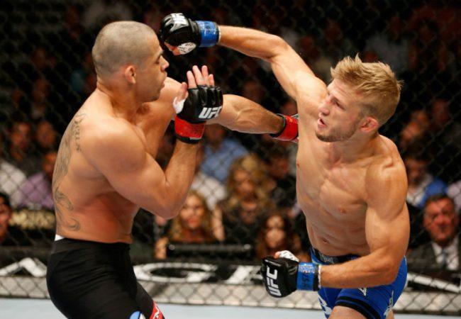 Renan Barão encara TJ Dillashaw em revanche pelo cinturão do UFC