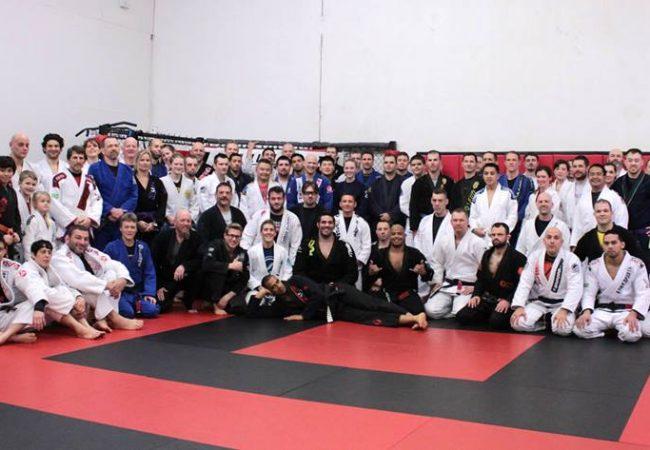 Foster Brazilian Jiu-Jitsu