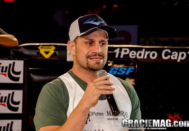 Fábio Maldonado diz que Miocic vai evitar trocação no UFC em SP