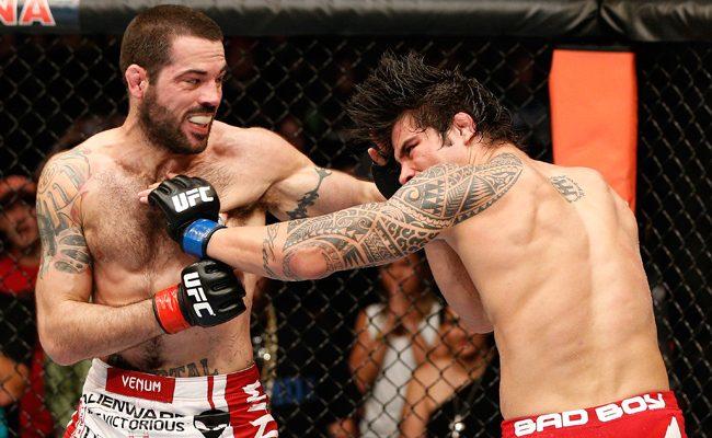 Confira os resultados do UFC Ohio: Erick Silva x Matt Brown