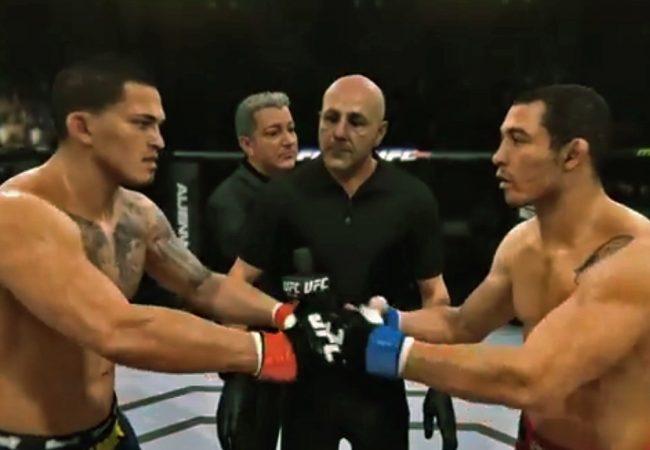 José Aldo x Pettis pelo cinturão do UFC? Videogame faz simulação da luta