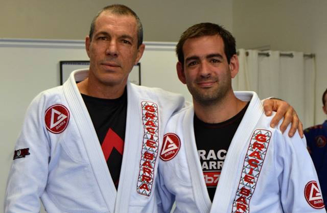 GB Santa Barbara's Rodrigo Clark celebrates third degree on black belt
