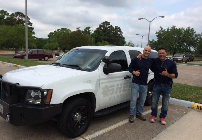 Marco Teixeira of GMA Renzo Gracie Newark teaches Jiu-Jitsu to law enforcement agencies