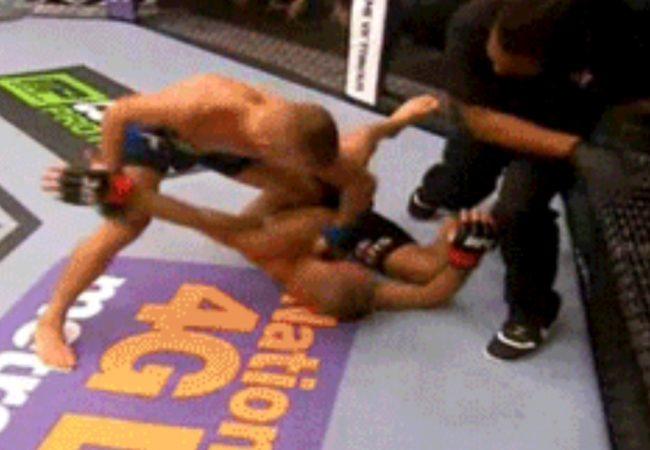 Vídeo: Reveja o nocaute de Dillashaw em Renan Barão no UFC 173