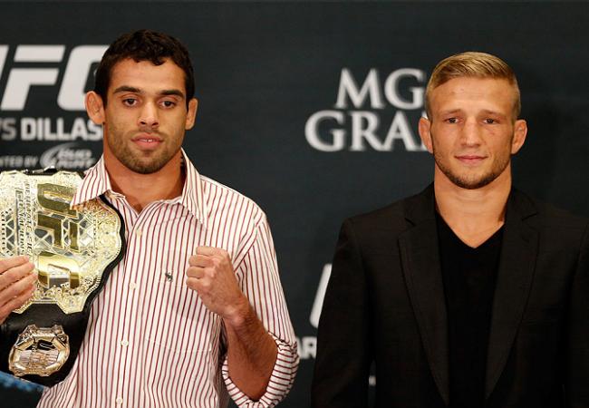 Confira a pesagem do UFC 173: Barão x Dillashaw