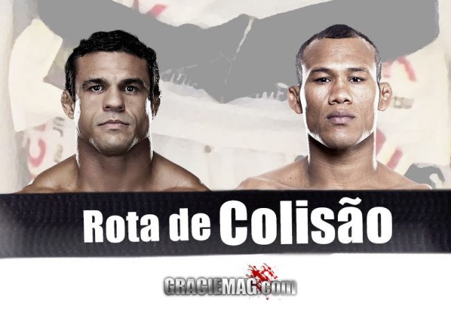 Ronaldo Jacaré e o desejo de enfrentar Vitor Belfort no UFC