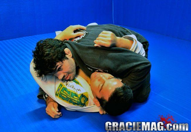 Jiu-Jitsu: Fera do UFC ensina você a estrangular da meia-guarda
