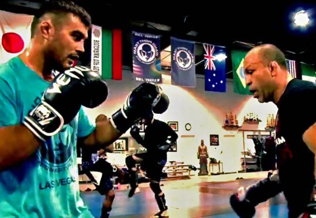 Vídeo: O treino de Wanderlei Silva com Ricardo Demente para o UFC 175