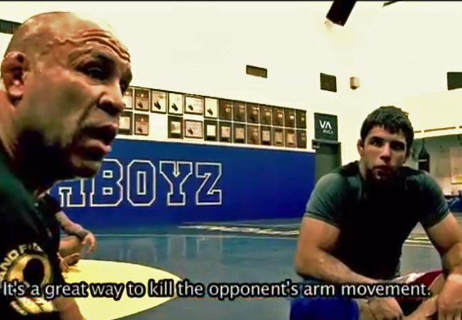 Vídeo: Marcus Buchecha e Babalu nos treinos de Wand para o UFC 175