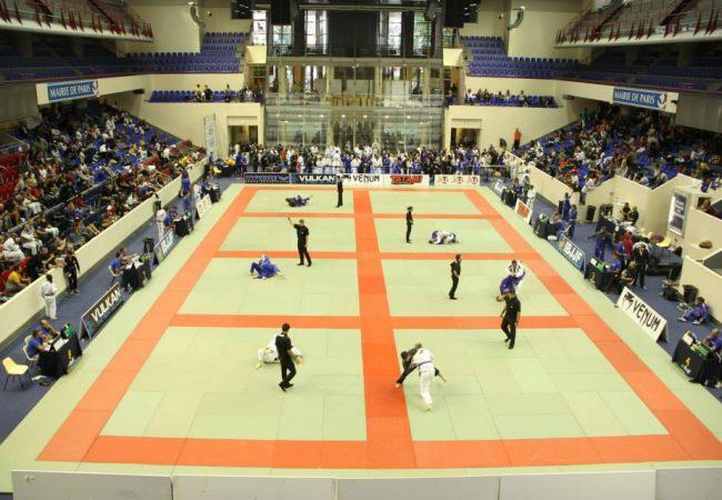 Paris Open: GFTeam duo of Igor Silva & Vinicius Marinho standouts of black belt class