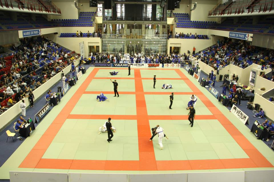 The first Paris Open held on June 28-29.