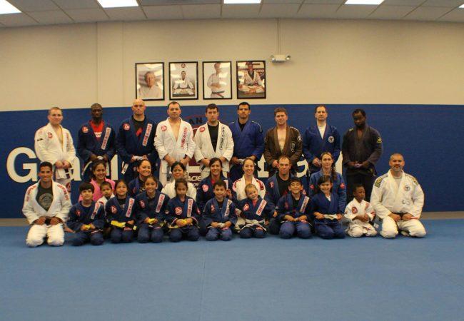 Benjamin Salas of GMA Seamless Progression Academy travels to North Carolina for open guard clinic