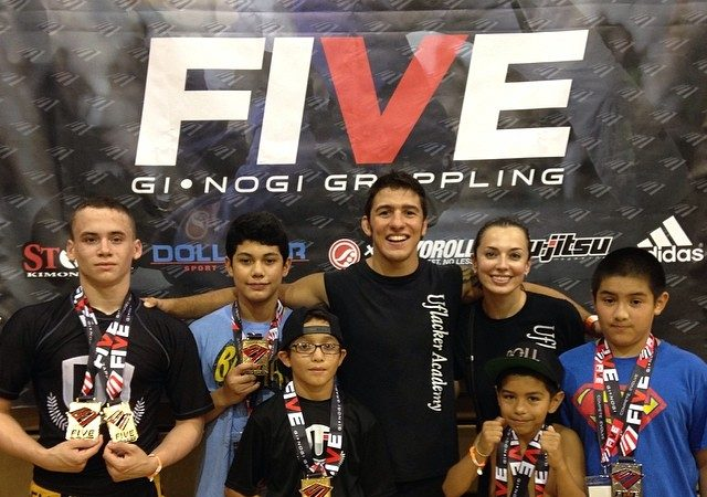 GMA Uflacker Academy team of 11 brings home 17 medals from FIVE in Chicago