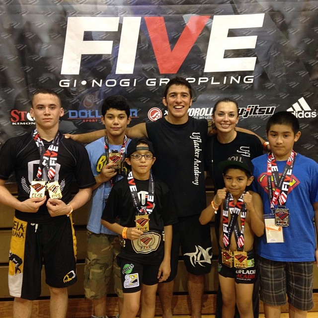 Gma Uflacker Academy Team Of 11 Brings Home 17 Medals From