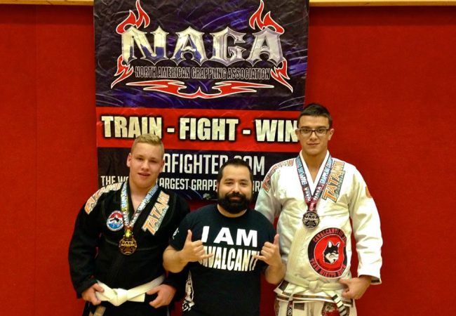 GMA Cavalcanti Jiu-Jitsu Luxembourg earns three medals in Germany