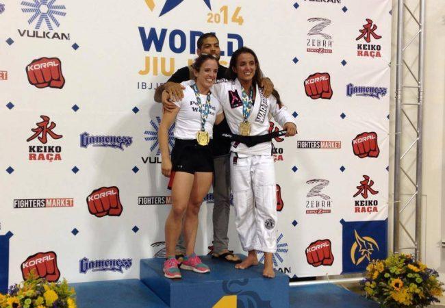 "New black belt Chelsea Bainbridge-Donner on winning Worlds: ""when I got on the mat, everything clicked"""