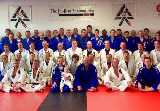 The Jiu-Jitsu Academy