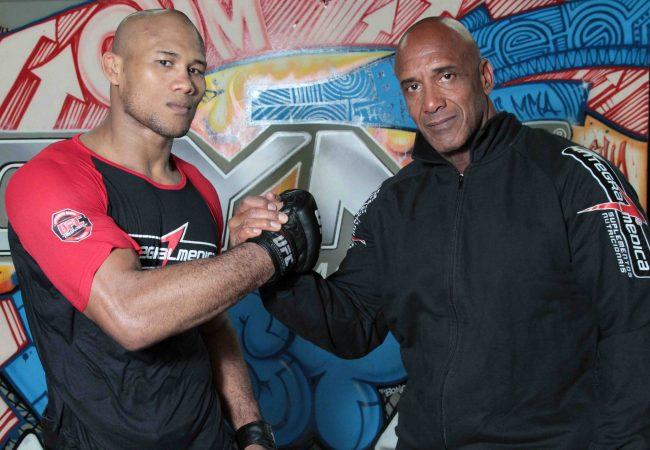 UFC: Treinador aposta no Jiu-Jitsu de Jacaré para revanche contra Mousasi