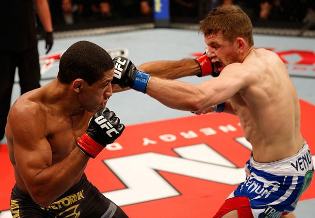 Hacran Dias confiante em dicas de José Aldo para vencer Ricardo Lamas no UFC