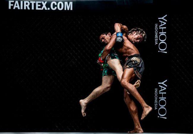 Adriano Moraes comenta finalização no One FC e fala do UFC