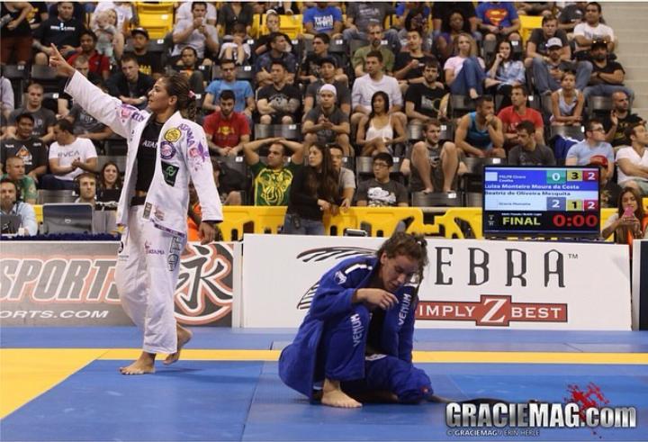 Mundial de Jiu-Jitsu 2014: os resultados finais da faixa-preta feminino
