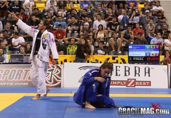 """Mundial de Jiu-Jitsu 2018: Bia Mesquita e a """"reconquista"""" do reinado nos leves"""