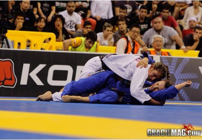 Buchecha e Bia limpos no teste antidoping pós-Mundial de Jiu-Jitsu