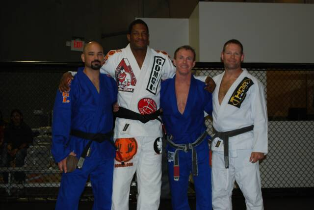 Allen Mohler BJJ & MMA / Alliance Jiu Jitsu of Texas