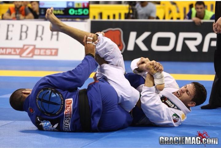 Felipe Preguica vence Andre Galvao no Mundial 2014