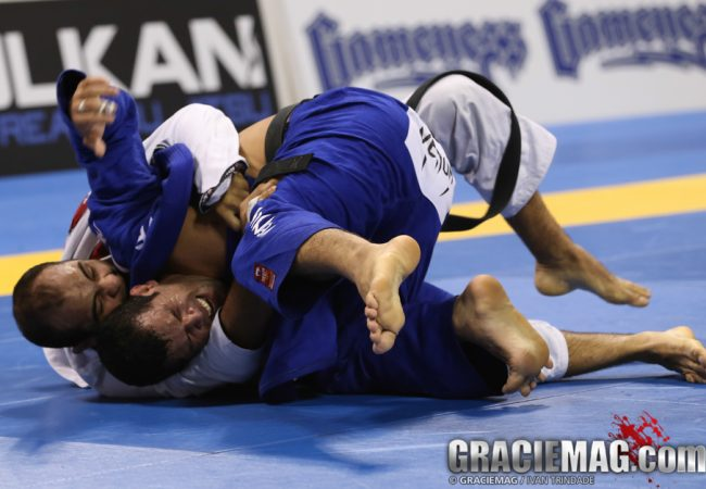 Bernardo Faria talks Worlds and his blue belt half guard against Rodolfo Vieira