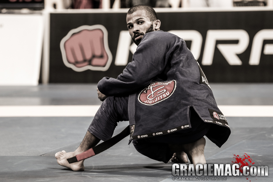With the win, Malfacine reached the impressive mark of six world titles as a black belt