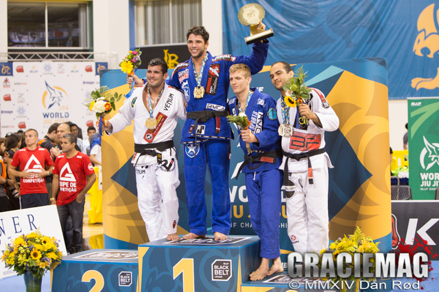 2014 medalists JT Torres and Alex Trans analyze why Brazil still dominates the male black belt division at the Worlds