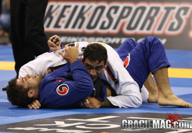Leandro Lo talks about his guard, absolute, love for competing and Marcelo Garcia