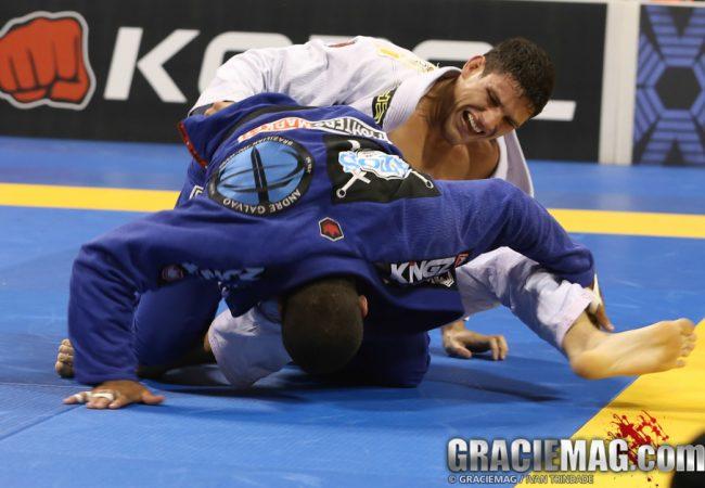 Jiu-Jitsu: Aprenda com Felipe Preguiça a finalizar na panturrilha