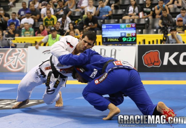 What now, Rodolfo? A group of Jiu-Jitsu professors say what Vieira needs to do to break Buchecha's winning streak