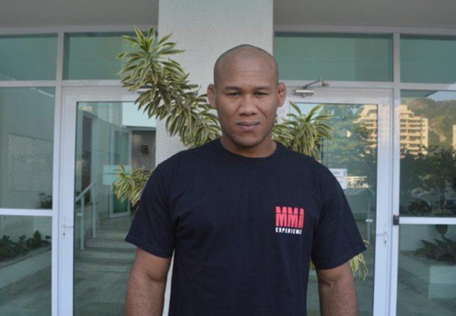 Treine MMA com Ronaldo Jacaré em Las Vegas, no UFC Fight Week
