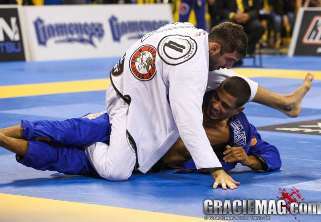 Two times champion, Lucas Lepri comments his gold performance in the Worlds 2014