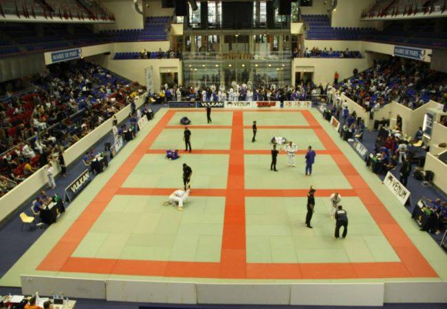 GFTeam domina absoluto do Paris Open de Jiu-Jitsu