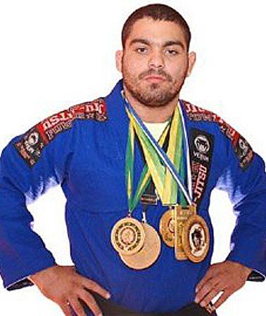 O treino de Jiu-Jitsu de Paulão Filho e Amaury Bitetti