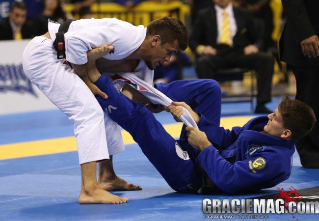 O Jiu-Jitsu eficaz de Rafael Mendes no Mundial 2015
