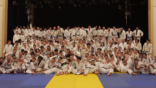Video: GMA Toronto BJJ shows how Jiu-Jitsu benefits your life at annual event