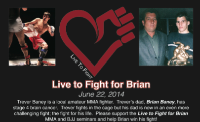 Live To Fight founder, Kristen Brown talks about the battle with Cancer and charity