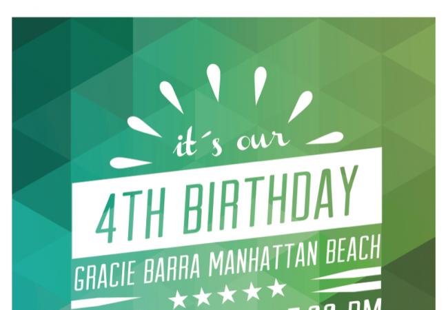 GB Manhattan Beach celebrates 4 years with a Brazilian Festival on June 28