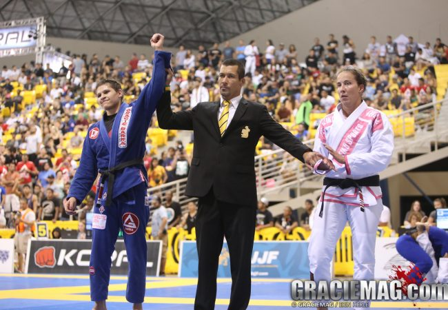 Worlds 2014: See which female black belt finals are set for Sunday