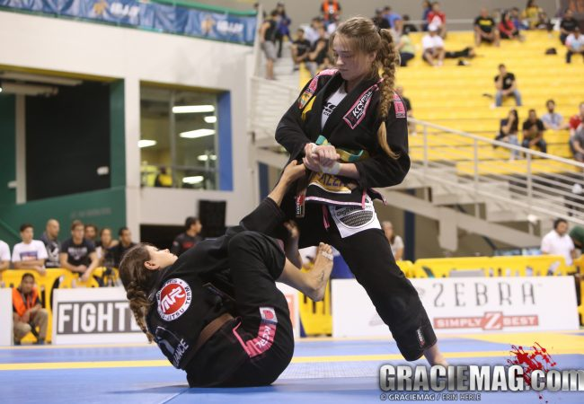 Worlds 2014: Erberth Santos and Monique Elias earn double gold for the brown belts