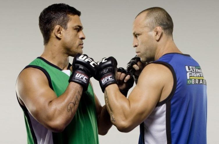 Com a queda de Sonnen, Wanderlei agurda por chance de encarar Belfort no UFC. Foto: Divulgação