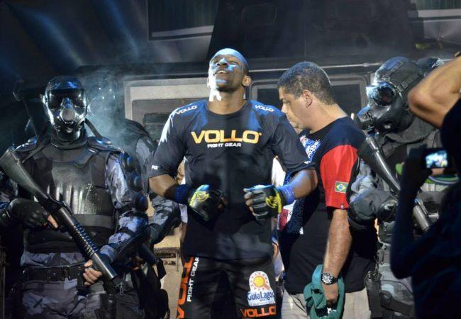 """Walmir Bidu comemora chegada ao UFC: """"Ainda não caiu a ficha"""""""
